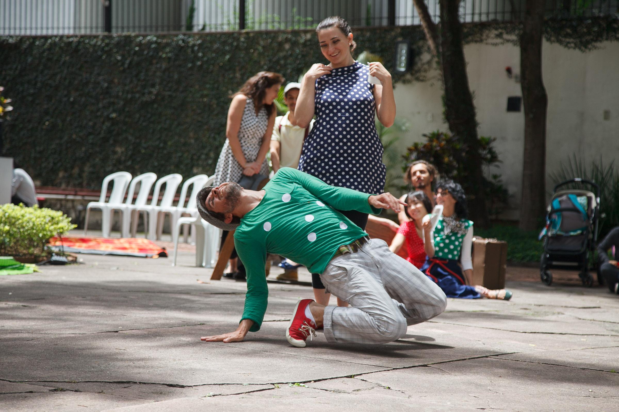 Cia Artesãos do Corpo  (Foto: Fábio Pazzini)