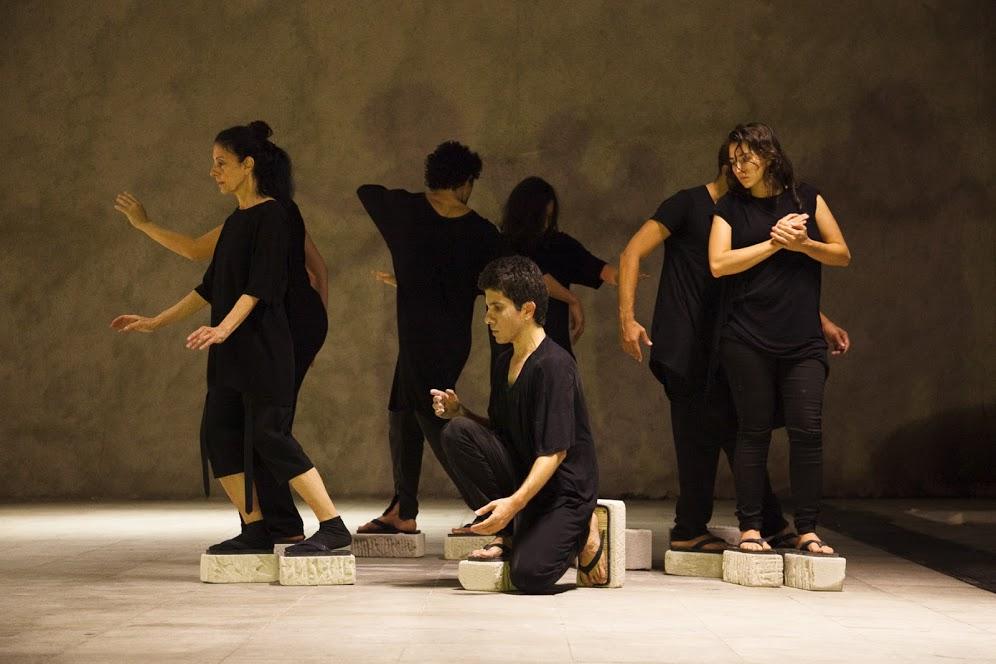 10º Visões Urbanas - Festival Internacional de Dança em Paisagens Urbanas, realizado pela Cia Artesãos do Corpo em São Paulo.  (Foto: Fábio Pazzini)